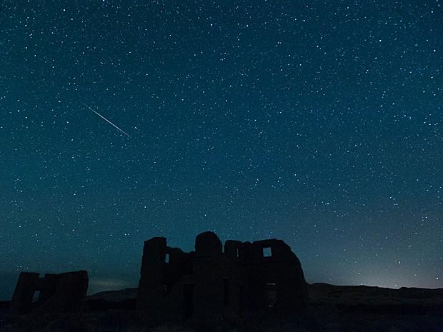 Meteoros EUA (Foto: Kevin Clifford/AP)