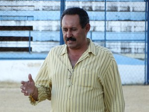 Zé Nelson, vice-presidente do Ypiraga  (Foto: Vital Florêncio / GloboEsporte.com)