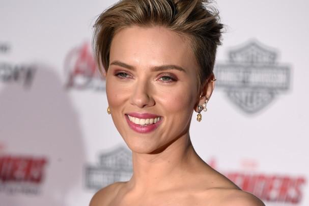 """Scarlett Johansson será a Viúva Negra em """"Capitão América: Guerra Civil"""" (Foto: Getty Images)"""