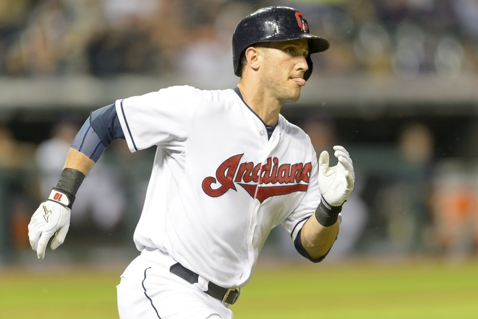 Yan Gomes, Cleveland Indians, beisebol (Foto: Getty Images)