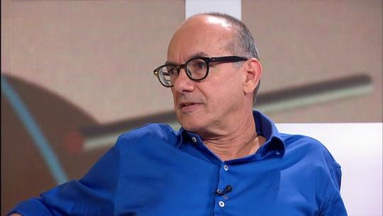 """Diego Alves """"não tem como dar errado"""" no Fla, diz Lédio Carmona"""
