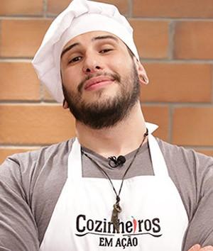 [300x354] Cozinheiros em Ao Participante 13 (Foto: Tricia Vieira)