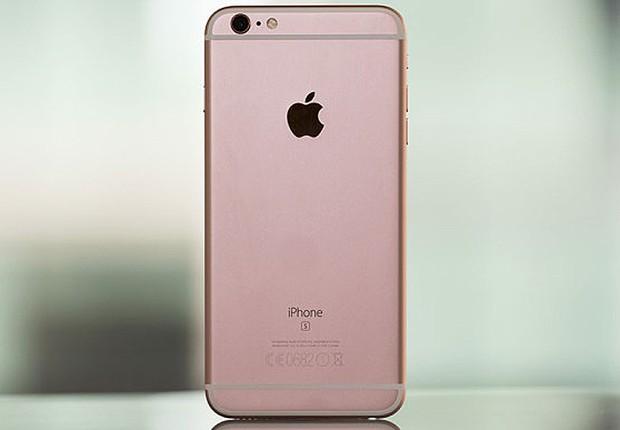iPhone 6S da Apple (Foto: Reprodução/Facebook)