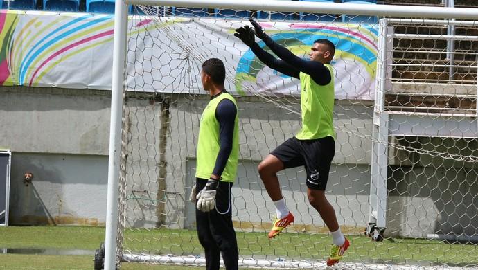 ABC - Edson - Goleiro (Foto: Andrei Torres/ ABC)