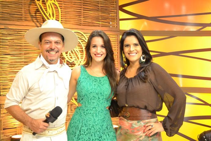 Galpão Crioulo Alana Moraes (Foto: Andrielle Santos/Divulgação)