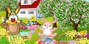 Easter Eggs objetos escondidos (Foto: Reprodução)