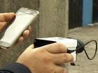 PRF-CE testa para o Carnaval radar móvel instalado em carros da polícia