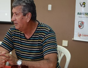 Dário Lourenço encara amistoso como decisivo (Foto: João Áquila/GLOBOESPORTE.COM)