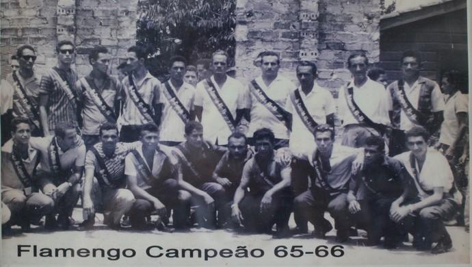 Flamengo-RO (Foto: Daniele Lira)