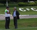 Preocupado com o setor ofensivo, Marquinhos pede mais três atacantes