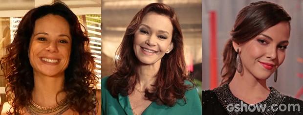 Vários estilos e aromas na trama de 'Em Família' (Foto: Em Familia/TVGlobo)