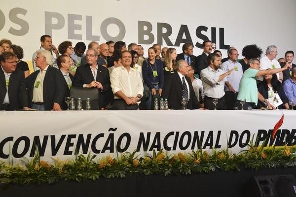 CRISE Apesar de críticas à presidente Dilma, partido adia rompimento (Foto: VALTER CAMPANATO/AGÊNCIA BRASIL)