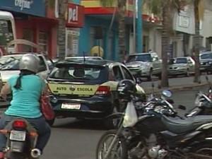 autoescolas ituiutaba (Foto: Reprodução/ TV Integração)