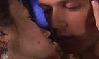Gustavo e Letícia se beijam novamente