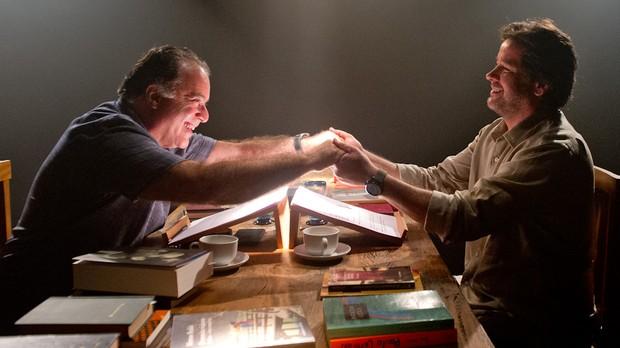 Murilo Bencio e Tony Ramos em