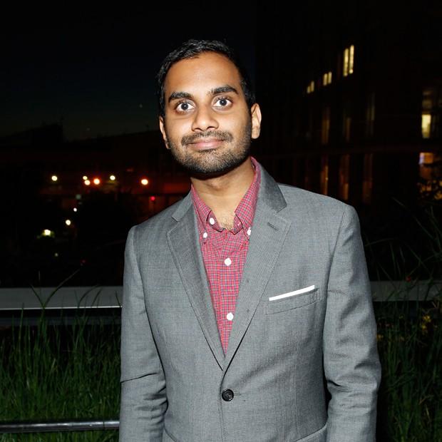 O ator Aziz Ansari (Foto: Getty Images)