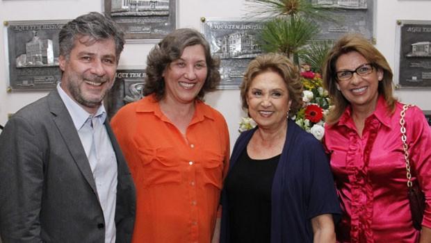 """RPC TV inaugura exposição """"60 anos da Telenovela Brasileira"""" (Foto: Weslley Oliveira/RPC TV)"""