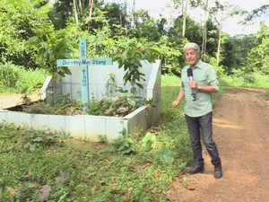 PREP -  Caco Barcellos foi ao sul do Pará onde o conflito agrário envolve fazendeiros, pequenos produtores e religiosos da Comissão Pastoral da Terra (Foto: TV Globo)