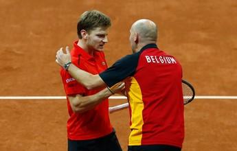 Brasil encara a Bélgica nos playoffs da Davis em setembro; veja outros duelos