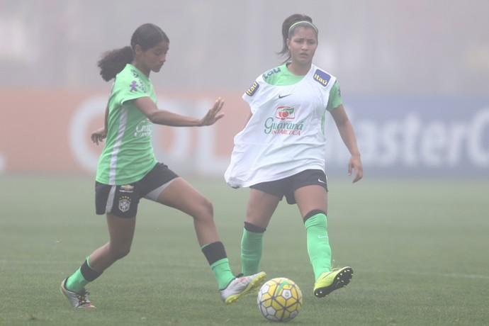 9ef8118a04 Amazonense Micaelly é convocada para a Copa do Mundo feminina sub-17