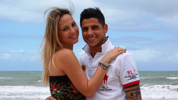Marri e Cicinho (Foto: Tiago Medeiros/Globoesporte.com)