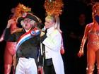 Xuxa relembra início de carreira e canta em musical sobre Chacrinha