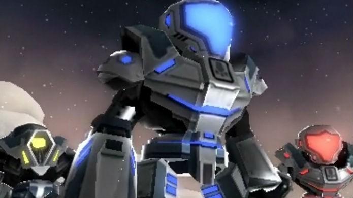 Metroid Prime Federation Force diverte tanto na campanha solo como multiplayer (Foto: Divulgação / Nintendo)