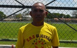 Germano Tiago; Futebol; Amapá (Foto: Rafael Moreira/GE-AP)