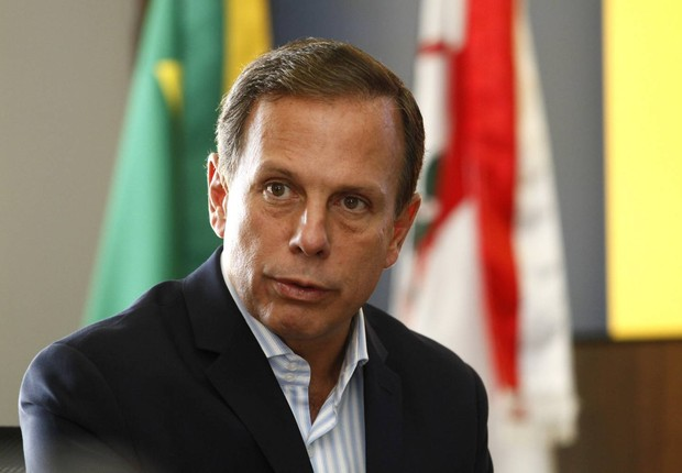 O prefeito de São Paulo, João Doria (PSDB) (Foto: Fabio Arantes/SECOM)