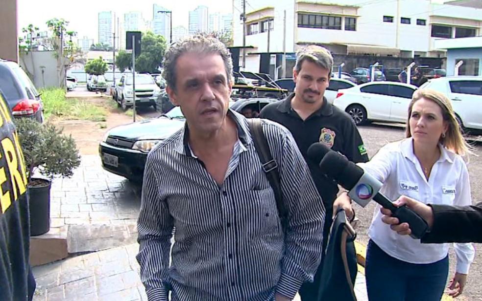 O ex-secretário de Educação de Ribeirão Preto Ângelo Invernizzi Lopes (Foto: Reprodução/EPTV)
