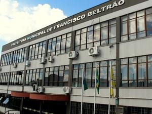 Concruso público deve preencher 40 cargos e formar cadastro de reserva (Foto: Prefeitura de Francisco Beltrão/ Divulgação)