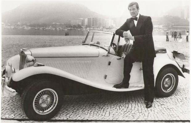 Um MP Lafer virou coadjuvante do filme 007 contra o foguete da morte (Foto: Divulgação)
