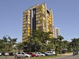 Prédio da Prefeitura de Piracicaba, SP, alvo de especulações  (Foto: Suzana Amyuni/G1)