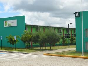IFPE Caruaru (Foto: Divulgação/Ascom IFPE)
