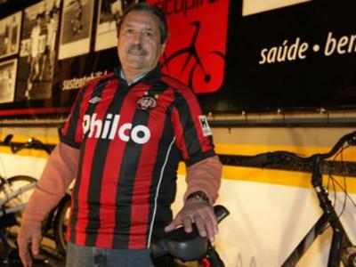 Sicupira, ídolo do Atlético-PR (Foto: Divulgação/Atlético-PR)