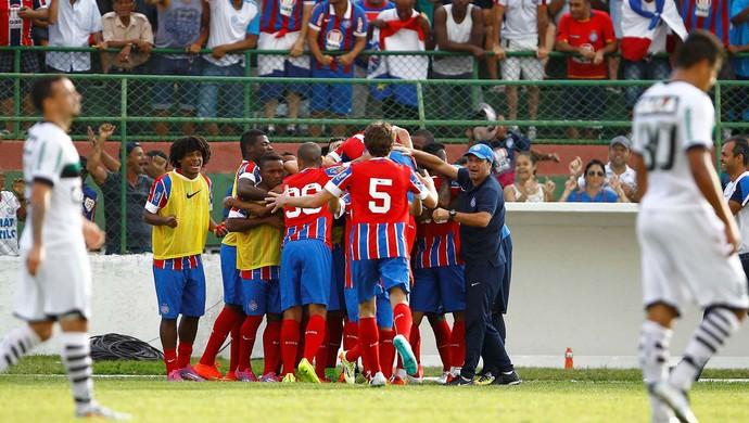 Bahia x Figueirense   (Foto: Eduardo Martins/A Tarde/Futura Press)