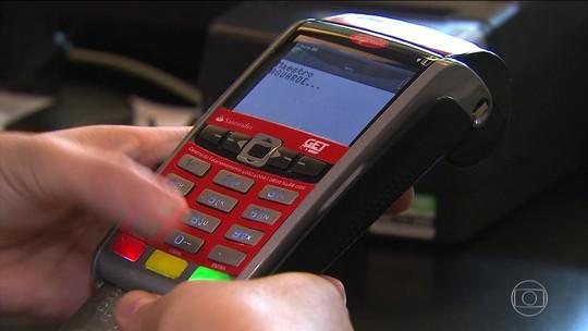 Novas regras para o rotativo do cartão de crédito começam a valer nesta segunda