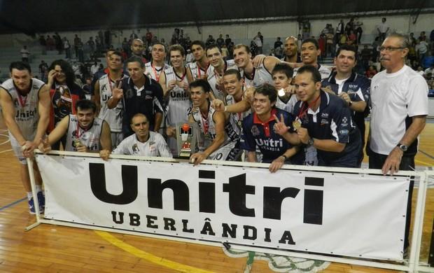 Uberlândia Minas Final (Foto: Felipe Santos/GLOBOESPORTE.COM)