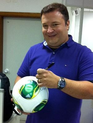 Thiago Mastroianni, TV Bahia (Foto: Arquivo pessoal)