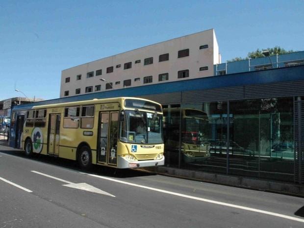 Settran faz mudanças em linhas de ônibus durante passagem da Tocha em Uberlândia (Foto: Assessoria/Divulgação)