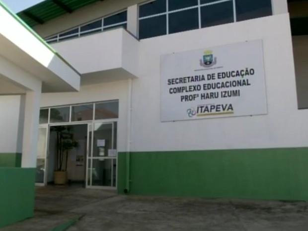 Inscrições podem ser feitas em creches e Secretaria da Educação (Foto: Reprodução/TVTEM)