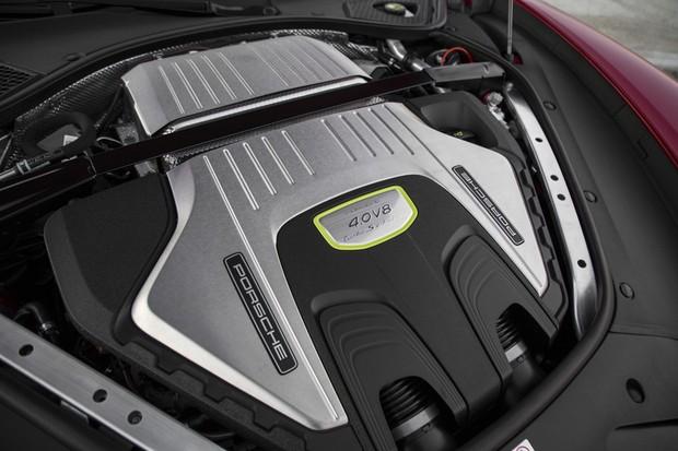 Porsche Panamera Turbo S E-Hybrid Sport Turismo (Foto: Divulgação)