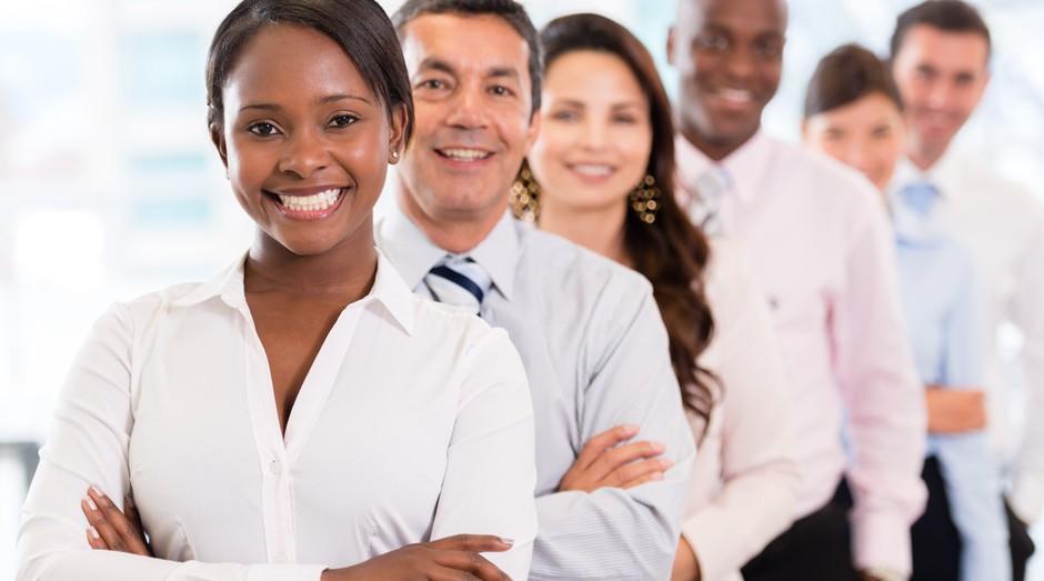 empreendedores_time_equipe_negros_diversidade (Foto: Shutterstock)