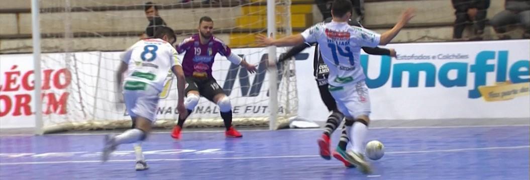 Os gols de Umuarama 1 x 1 Corinthians pela LNF