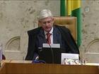 Procurador-geral se despede no Supremo antes de deixar cargo