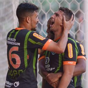 Danilo; América-MG x Atlético-MG (Foto: Estadão Conteúdo)