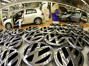 Fábrica da Volkswagen em Wolfsburg, na Alemanha (Foto: REUTERS/Christian Charisius/Arquivo)