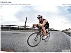 Ciclistas realizam ato em defesa de ciclovia em Alagoas