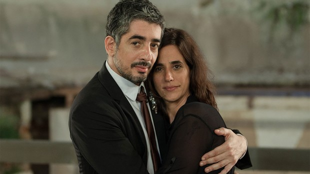 Mariana Lima e Michel Melamed no