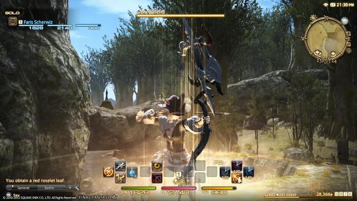Final Fantasy XIV com mais realismo (Foto: Divulgação/Square Enix)